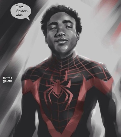 Donald Glover will finally play Spider-Man on TV! – Lost ...
